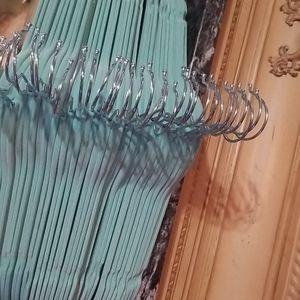Storage & Organization - 35 Adult Size Velvet Hangers - Must Go!